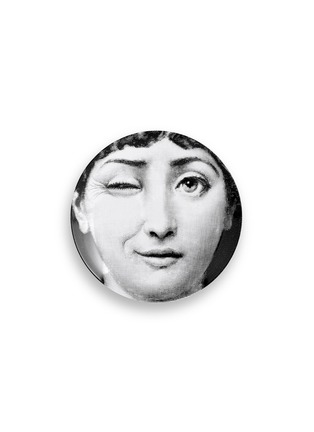 Main View - Click To Enlarge - Fornasetti - Themes and Variations wall plate #130