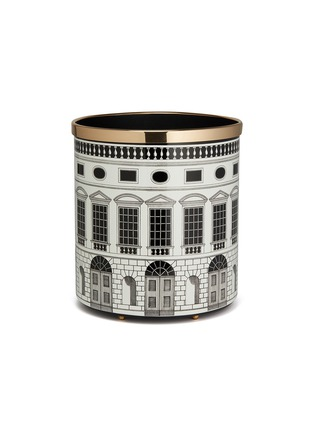 Main View - Click To Enlarge - FORNASETTI - Architettura paper basket