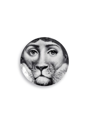 Main View - Click To Enlarge - FORNASETTI - Themes and Variations wall plate #143