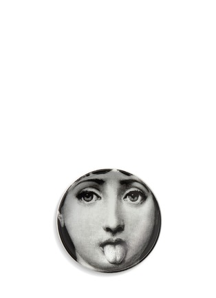 Main View - Click To Enlarge - Fornasetti - Themes and Variations round ashtray #082