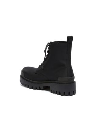 - BALENCIAGA - Strike' Nylon Combat Boots