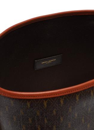 Detail View - Click To Enlarge - SAINT LAURENT - Le Monogramme' Bucket Bag