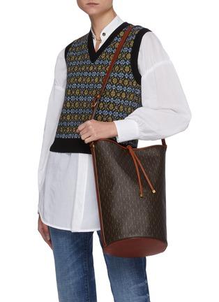 Figure View - Click To Enlarge - SAINT LAURENT - Le Monogramme' Bucket Bag