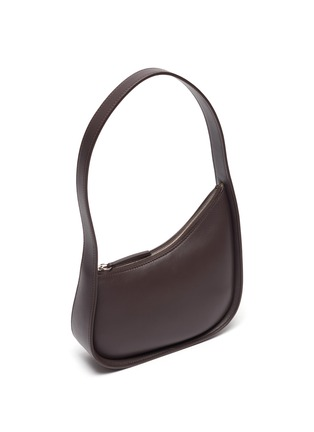 Detail View - Click To Enlarge - THE ROW - Half Moon Calf Leather Shoulder Bag