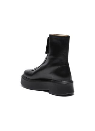 - THE ROW - Zipped Platform Boots