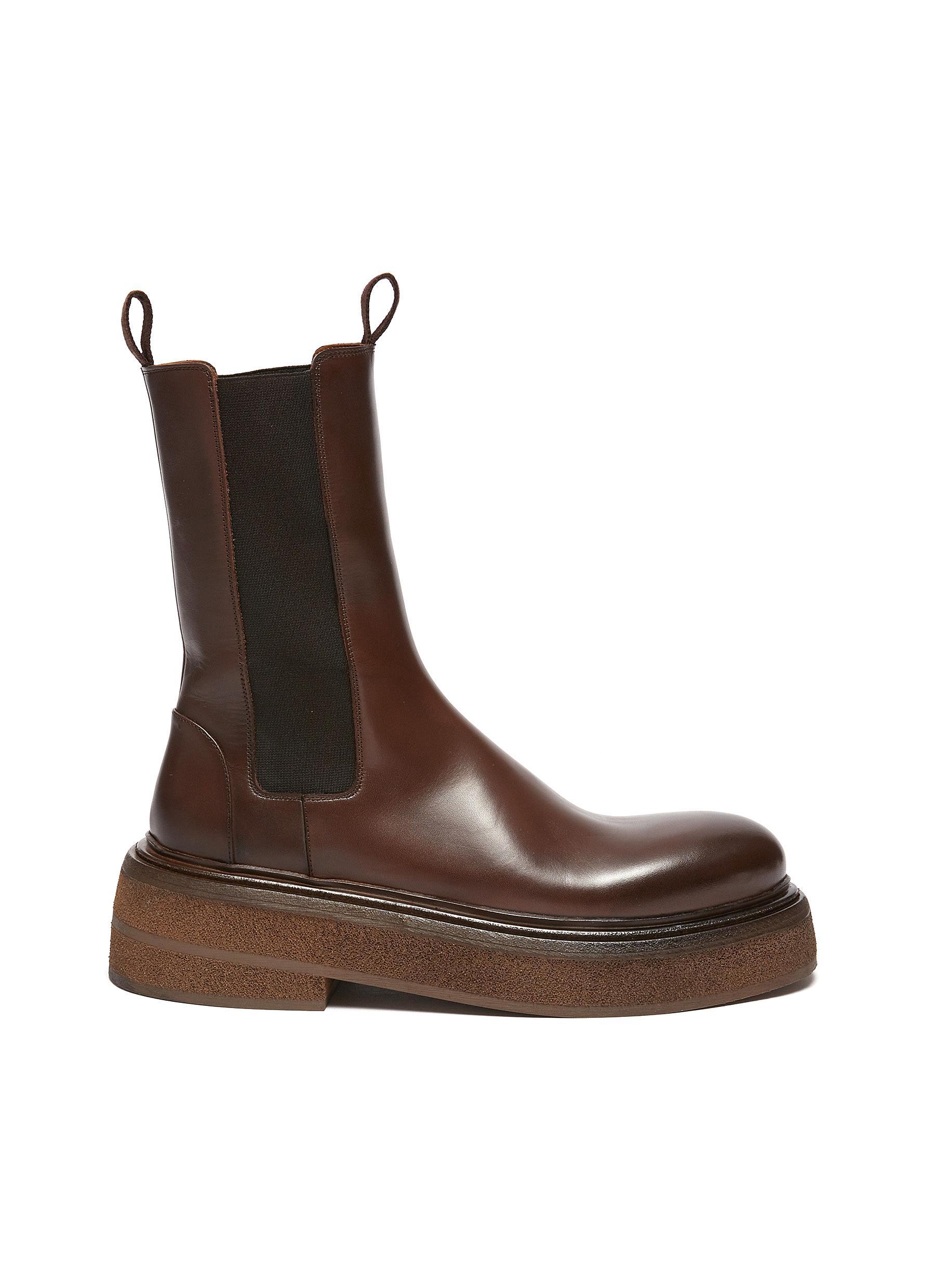 Zuccone Chelsea Boot - MARSÈLL - Modalova
