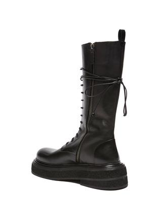 - MARSÈLL - Zuccone Lace Up Combat Boots