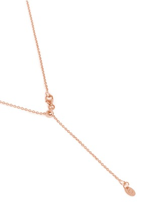 Figure View - Click To Enlarge - Loquet London - 14k rose gold 18