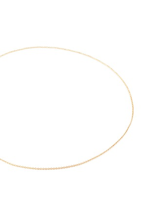 Figure View - Click To Enlarge - LOQUET LONDON - 14K YELLOW GOLD 18
