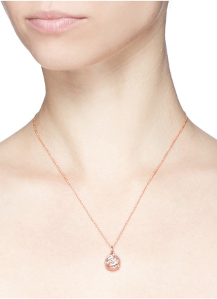 Detail View - Click To Enlarge - LOQUET LONDON - 14K ROSE GOLD 32