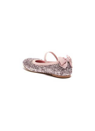 Detail View - Click To Enlarge - WINK - Sodapop' Kids Glitter Bow Ballerina