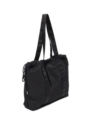 Detail View - Click To Enlarge - TAIKAN - Nylon Flanker Tote Bag