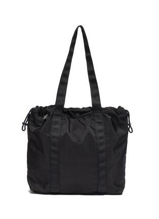 Main View - Click To Enlarge - TAIKAN - Nylon Flanker Tote Bag