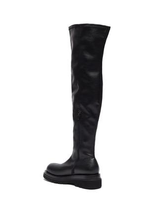 - PEDDER RED - Cassidy - Platform Square Toe Boot