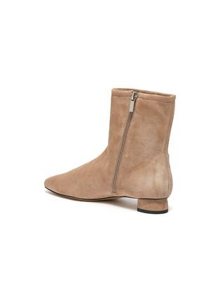 - PEDDER RED - Gemmie' Stretch Suede Ankle Boots