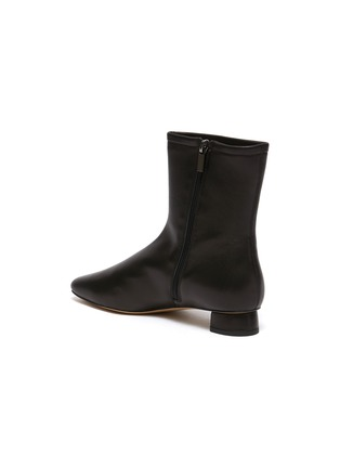 - PEDDER RED - Gemmie' Stretch Leather Ankle Boots