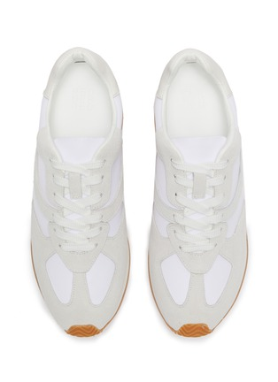 Detail View - Click To Enlarge - PEDDER RED - Lumi' Cut Out Sneakers