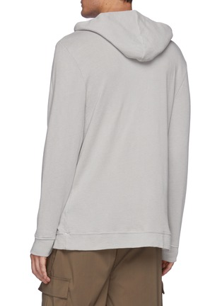 Back View - Click To Enlarge - JAMES PERSE - French Terry Pullover Hoodie