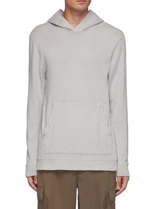 Main View - Click To Enlarge - JAMES PERSE - French Terry Pullover Hoodie