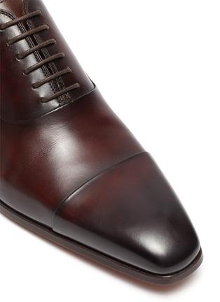 Detail View - Click To Enlarge - MAGNANNI - Six Eyelet Toe Cap Flex Oxford
