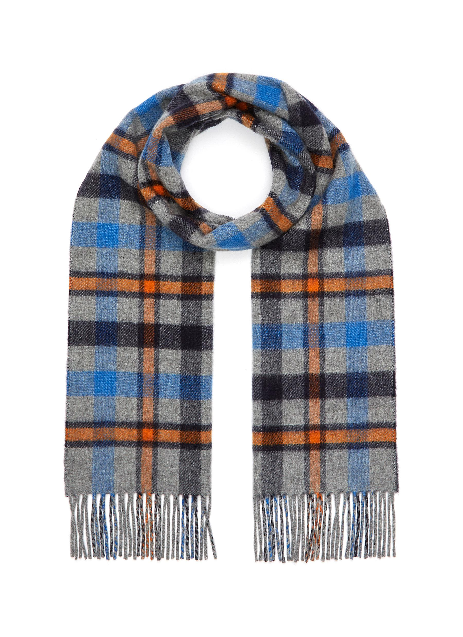 Reversible Traditional Scarf