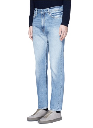 Front View - Click To Enlarge - Covert - Frayed cotton jeans