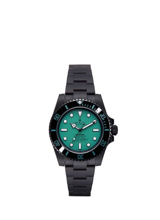 Main View - Click To Enlarge - Bamford Watch Department - Rolex Submariner Oyster Perpetual customised watch