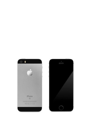 Main View - Click To Enlarge - Apple - iPhone SE 16GB - Space Gray