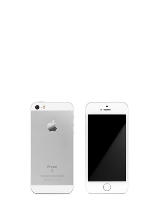Main View - Click To Enlarge - Apple - iPhone SE 16GB - Silver