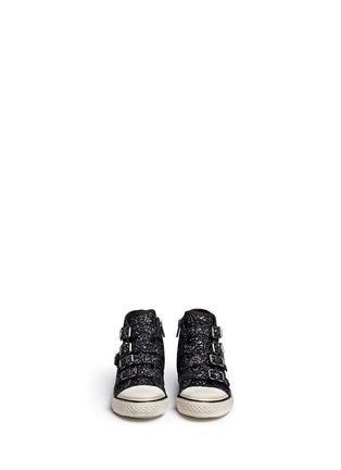Figure View - Click To Enlarge - Ash - 'Fanta Bis' glitter kids sneakers