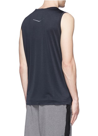 Back View - Click To Enlarge - Isaora - Technical tank top