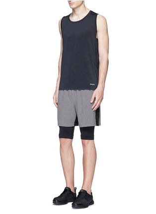 Figure View - Click To Enlarge - Isaora - Technical tank top