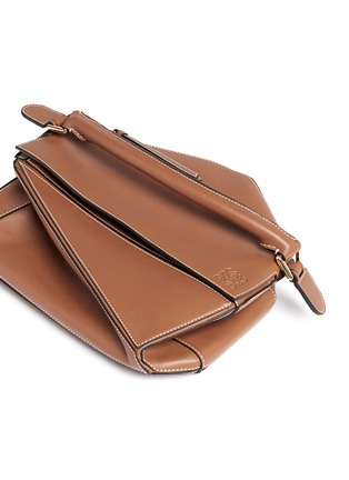 Detail View - Click To Enlarge - Loewe - ''Puzzle' calf leather bag