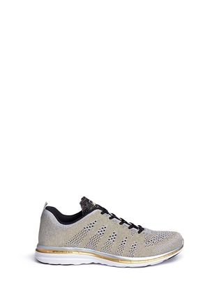 Main View - Click To Enlarge - Athletic Propulsion Labs - 'Techloom Pro' knit sneakers