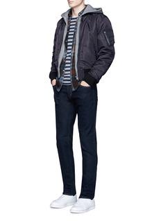 J Brand 'Tyler' slim fit low rise jeans