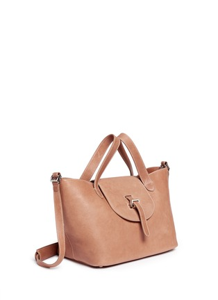 Front View - Click To Enlarge - Meli Melo - 'Thela' medium leather trapeze tote