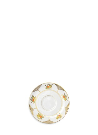 Detail View - Click To Enlarge - Richard Brendon - Reflect teacup and antique saucer set