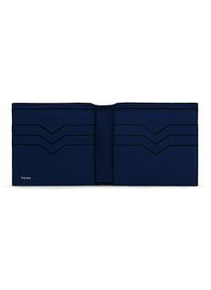 Valextra Leather bifold wallet