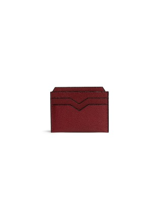 Main View - Click To Enlarge - VALEXTRA - Leather card case