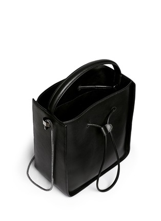 - 3.1 Phillip Lim - 'Soleil' small leather drawstring bucket bag