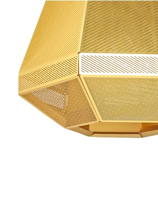 Detail View - Click To Enlarge - Tom Dixon - Cell tall pendant light