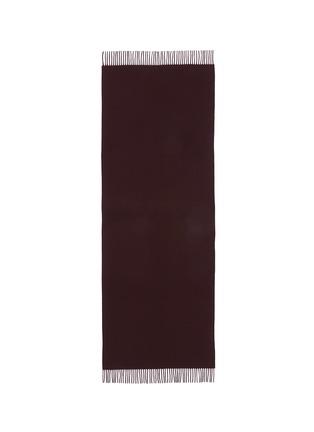 Main View - Click To Enlarge - ACNE STUDIOS - Virgin wool scarf