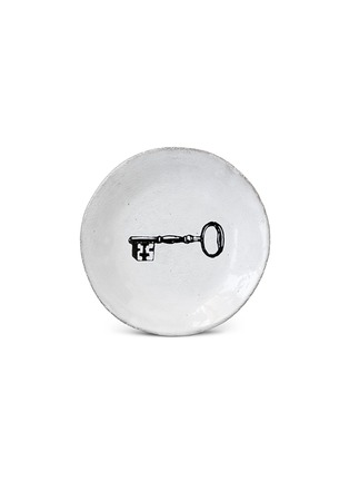 Main View - Click To Enlarge - ASTIER DE VILLATTE - x John Derian key small plate
