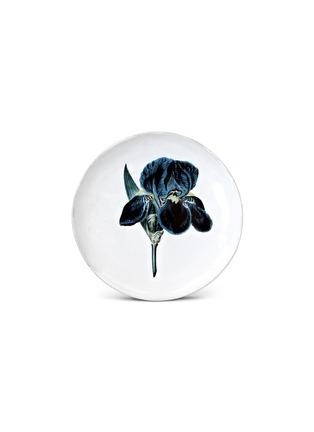 Main View - Click To Enlarge - Astier De Villatte - x John Derian blue flower dinner plate
