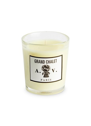 Main View - Click To Enlarge - Astier De Villatte - Grand Chalet scented candle 260g
