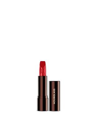 Main View - Click To Enlarge - HOURGLASS - Femme Rouge® Velvet Crème Lipstick - Raven