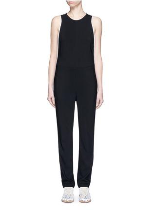 Main View - Click To Enlarge - rag & bone - 'Luna' contrast seam jumpsuit