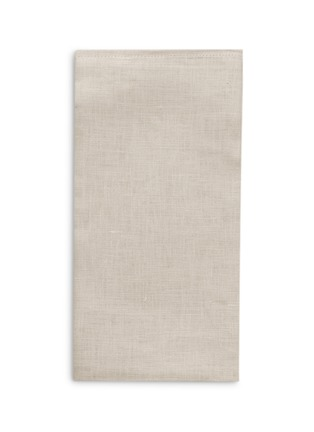Main View - Click To Enlarge - CHILEWICH - Single sided napkin