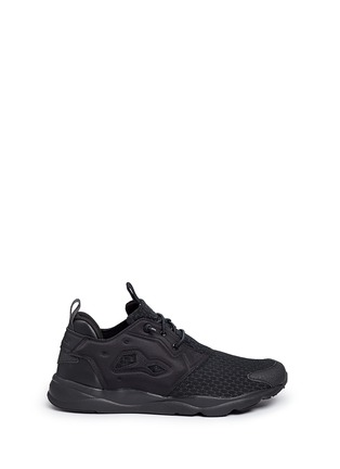 Main View - Click To Enlarge - Reebok - 'FuryLite' woven sneakers