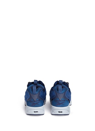 Back View - Click To Enlarge - Reebok - 'InstaPump Fury SP' slip-on sneakers